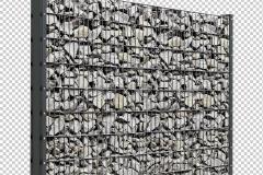 Clôture gabion système DO (ép. 12,5 ou 9 cm)
