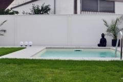 "Brise-vues /anti-bruits piscine gamme ""Select"""