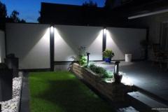 """Gamme """"Select"""" avec éclairages integrés et terrasse d'été"""