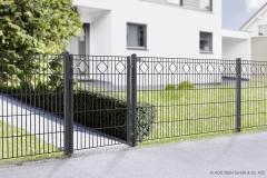 "Clôture gamme ""Valence"""